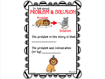 What is the Problem and Solution in a Story?- Balanced Lit. Common Core