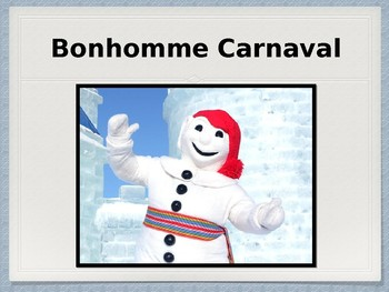 "What is the ""Quebec Winter Carnival""?"