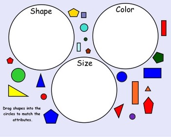 What is the Sorting Rule?  Interactive Smartboard Activities and Printables