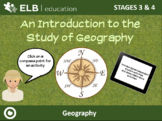 What is the Study of Geography?