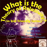 What is the Theory of Relativity? Grades 6-8