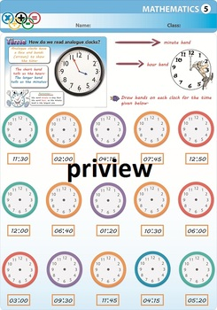 What is the Time? ,