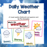 FREE Daily Weather Chart