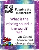 What is the missing sound in the word? Self paced lesson/