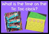 What is the time on the Tic Toc clock?