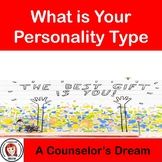What is your Personality Type Fun Activity