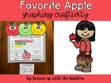 What is your favorite type of apple? Graphing Craftivity