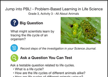 What might scientists learn by tracing the life cycle of an organism?