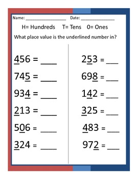 1st grade math printable worksheets