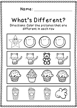 What's Different?!?
