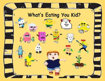What's Eating You Kid?  Introduction