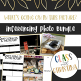 What's Going On In This Picture? Inferencing Photo Bundle