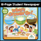 What's Growin' On? Student Newspaper - 11th Edition