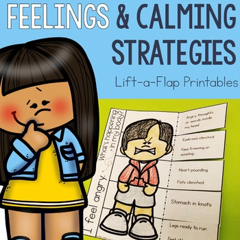 What's Happening In My Body? Lift-a-Flap Coping Strategies Book