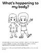 Grade 4 Puberty Worksheet - Health Curriculum