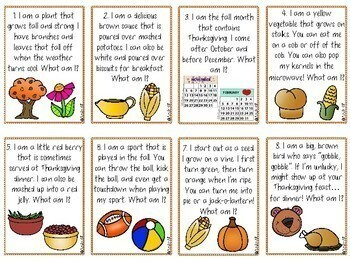 What's In My Cornucopia? {Thanksgiving Inferencing}