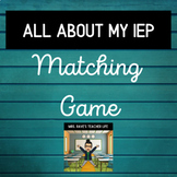 What's In My IEP?