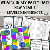 What's In My Party Hat? {New Year's Inferencing}