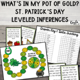 What's In My Pot of Gold? {St. Patrick's Day Inferencing}