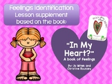 What's In Your Heart? Book Lesson