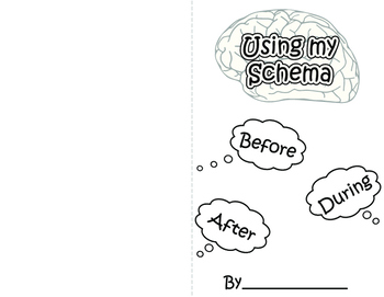 What's In Your Schema? Before, During, and After Response Book