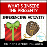 Inferencing Activity Speech Therapy   What's Inside the Present?