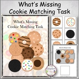 What's Missing Cookie Matching Task