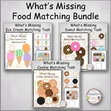 What's Missing Food Matching Bundle