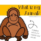 What's My Animal?