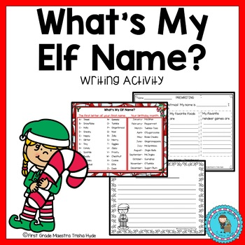 What's My Elf Name