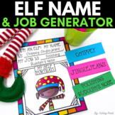 What's My Elf Name? | A Fun Christmas Activity