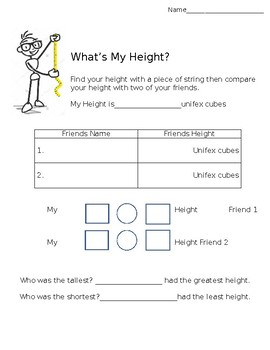 What's My Height?