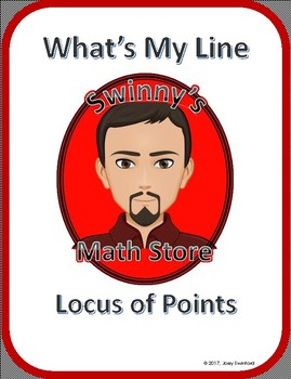 What's My Line: Locus of Points