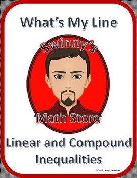What's My Line: Solving Linear and Compound Inequalities