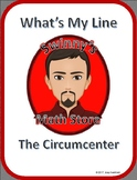 What's My Line: The Circumcenter