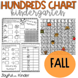 What's My Number - Fall Hundreds Chart