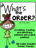 What's My Number? Ordinal Numbers Practice 1 - 20