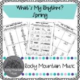 What's My Rhythm? Spring