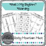 What's My Rhythm? Wizardry