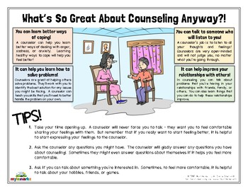 What's So Great About Counseling Anyway?