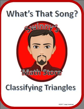 What's That Song: Classifying Triangles