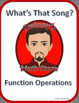 What's That Song: Function Operations