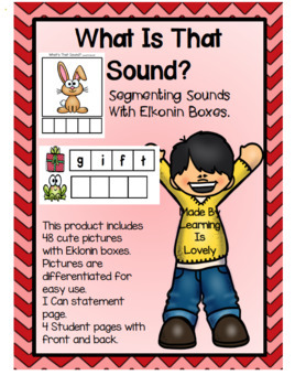 What's That Sound? Using Elkonin Boxes To Improve Phonemic Awareness