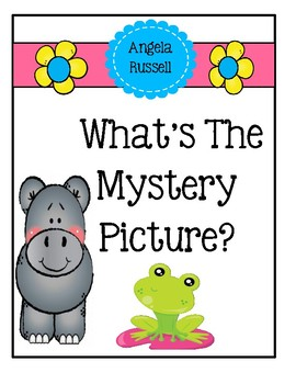 What's The Mystery Picture?