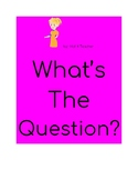 What's The Question? Thinking Challenge Game