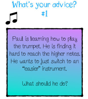 Beginner Band Music Questions: What's Your Advice?
