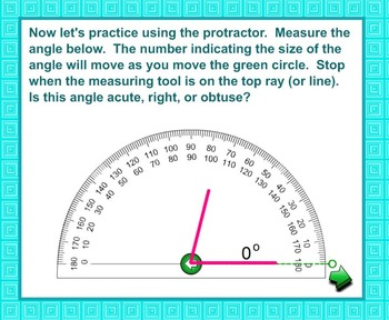 What's Your Angle MiniLesson and Practice