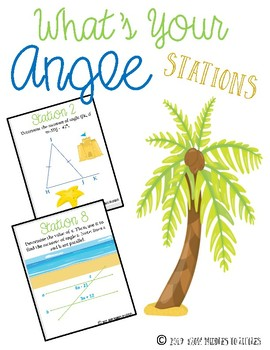 What's Your Angle Stations