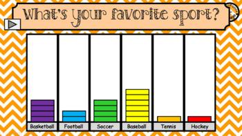 What's Your Favorite...?  Interactive Class Surveys