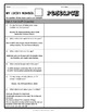 What's Your Lucky Number? A Math Research Project: End of Year Project & Rubric